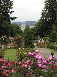 Portland Oregon gardens
