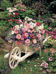 Cottage gardening